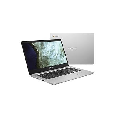 """Asus® C423NA-DH02 14"""" Chromebook, Intel Celeron N3350, 32GB eMMC"""