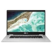 """Asus® C523NA-DH02 15.6"""" Chromebook, Intel Celeron N3350, 32GB eMMC"""