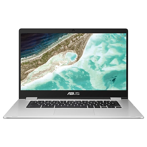 "ASUS Chromebook C523NA DH02 15.6"", Intel, 4GB Memory, Google Chrome (C523NA-DH02)"