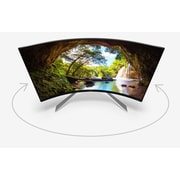 "Acer ET322QR 31.5"" Full HD Widescreen Monitor, 1920 x 1080 Full HD (1080p), Refurbished (UM.JE2AA.004)"