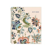 2019-2020 Blue Sky 8.5x11 Planner, Fab Floral (117905)