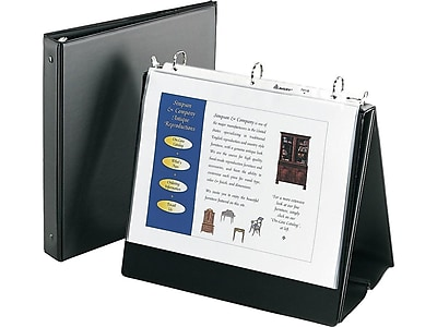 Avery Easel Binder with 1
