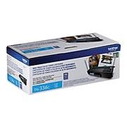 Brother TN-336 Cyan High Yield Toner Cartridge (TN336C)