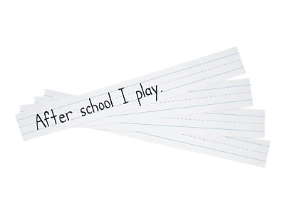 Pacon Sentence & Learning Strips, Elementary Students (5166)