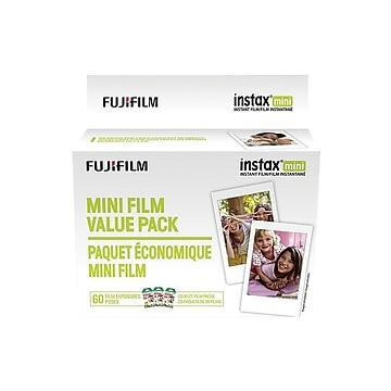 Fujifilm Instax Instant Film for Fujifilm Instax Mini 8, Mini 7 and Mini 25 (600016111)
