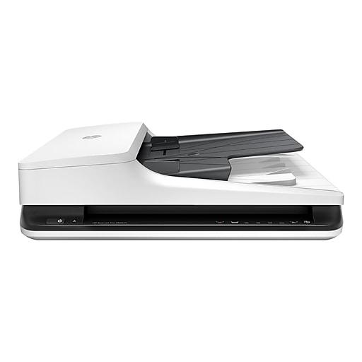 HP Scanjet Pro 2500 f1 L2747A#BGJ Desktop Scanner, Black/White