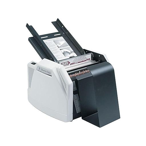 Martin Yale 1501X Automatic Letter Folder, 150 Sheets