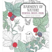 Sterling Publishing Harmony Of Nature Coloring Book (STP-20219)