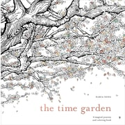 Random House Coloring Book, The Time Garden Coloring Book (WG-49608)