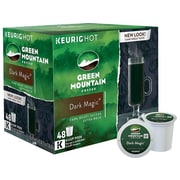 Green Mountain Extra Bold Coffee, Keurig® K-Cup® Pods, Dark Roast, 48/Box (81911/15171)