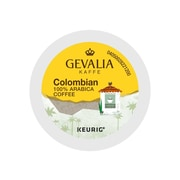 Gevalia Colombian Coffee, Keurig® K-Cup® Pods, Medium Roast, 24/Box (5304)