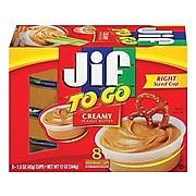 Jif To Go Peanut Butter 1.5 Oz. 8/Box (SMU5150024136)