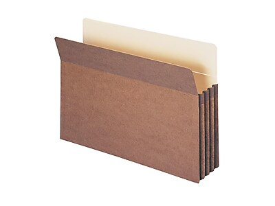 Smead Redrope File Pocket, 3.5