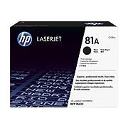 HP 81A Black Standard Yield Toner Cartridge (CF281A)