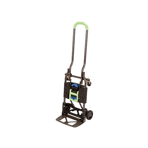 Cosco® 2-in-1 Shifter Multi-Position Folding Hand Truck