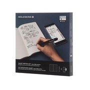 Moleskine Smart Writing Set (Paper Tablet and Pen+) 851152, Black, Each