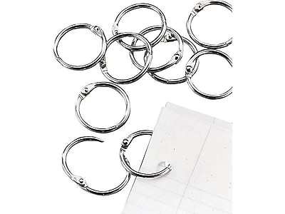staples loose leaf rings 2 size silver staples Candy Store Manager Resume s staples 3p s7 is