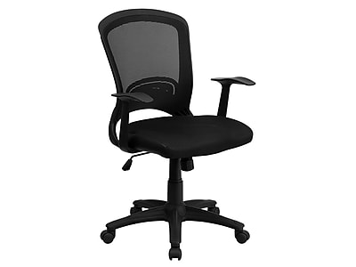 Flash Furniture Mesh Task Chair, Black (HL-0007-GG)