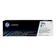 HP 131A Cyan Toner Cartridge, Standard