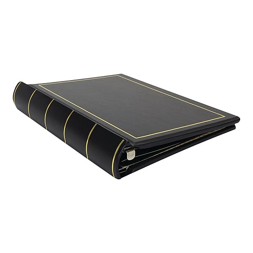 Shop Staples For Looseleaf Minute Book Binder & Sheets, 11