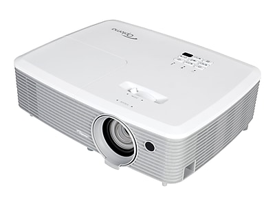 Optoma EH400+ 3D DLP Projector, 1080p, HDTV, 16:9 (EH400+)