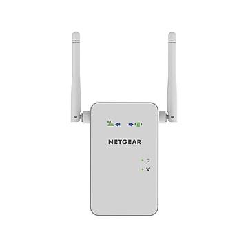 NETGEAR AC750 Dual Band Gigabit WiFi Range Extender (EX6100)