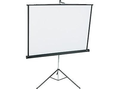 Quartet 560S Portable projection screen Tripod 85