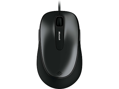 Microsoft Comfort 4500 4FD-00025 Bluetrack Mouse, Lochness Gray