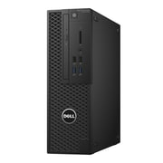 Dell Precision 3000 3420 Workstation Computer, Intel Xeon E3, 256GB SSD, 16GB RAM, Windows 10 Professional, NVIDIA Quadro P1000