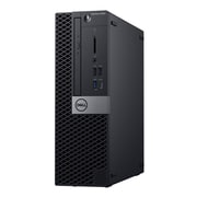 Dell OptiPlex 7060 Desktop Computer, Intel Core i7, 500GB, 8GB RAM, Windows 10 Professional, Intel UHD Graphics 630