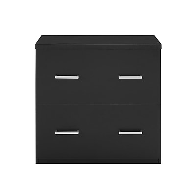 Exeter Office Pro Lateral File Cabinet, Nightfall Oak (9546335COM)