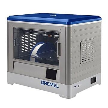 Dremel Digilab 3D20-01 3D Printer, Grey & Blue