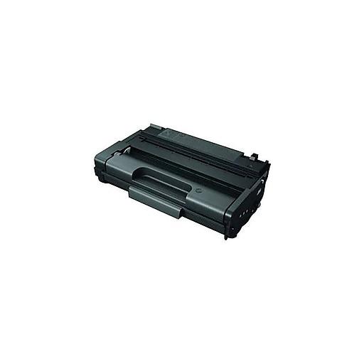Ricoh SP 3500XA Black Toner Cartridge, High Yield (406989)