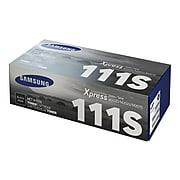 Samsung MLT-D111 Black Standard Yield Toner Cartridge (SU814A)