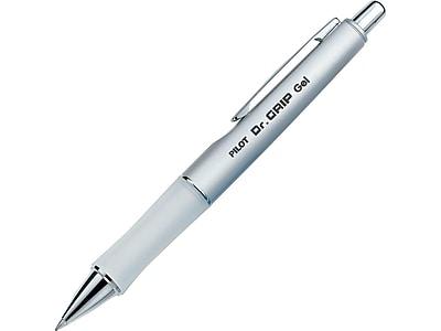 Pilot Dr. Grip Ltd. Retractable Gel Pen, Fine Point, Black Ink (36272)