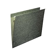 Staples Recycled Hanging File Folders, Letter Size, Standard Green, 25/Box (566912)