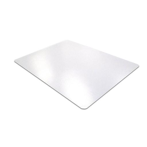 FPDE1722RA Anti-Slip Desk Mat Rectangular Desktex 17 x 22 Clear