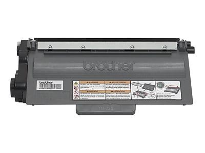 Brother TN 720 Black Toner Cartridge, Standard