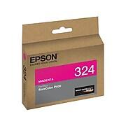 Epson T324 Ultrachrome Magenta Standard Yield Ink Cartridge