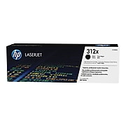 HP 312 Black High Yield Toner Cartridge (CF380X)