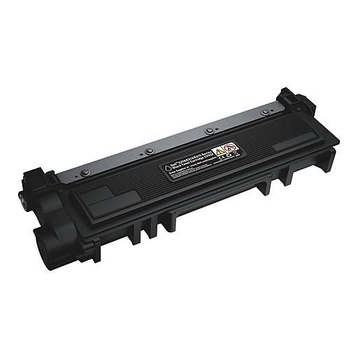 Dell CVXGF Black Toner Cartridge, Standard