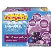 Emergen-C Immune+ Vitamin C Powder, 30/Pack