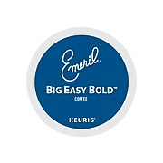 Emeril's Big Easy Bold Coffee, Keurig® K-Cup® Pods, Dark Roast, 24/Box (PB4137)