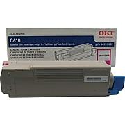 OKI 2675061 Magenta Standard Yield Toner Cartridge