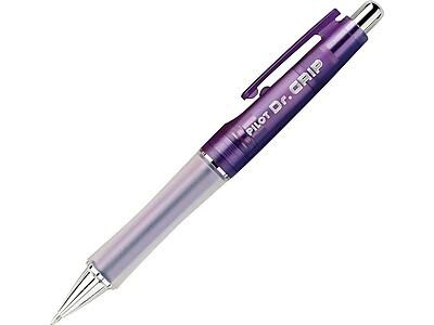 Pilot Dr. Grip Retractable Gel Pen, Fine Point, Black Ink (36261)