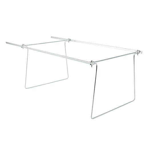 Oic Hanging Folder Frame Letter Size Twin Pack Adjustable 14 18