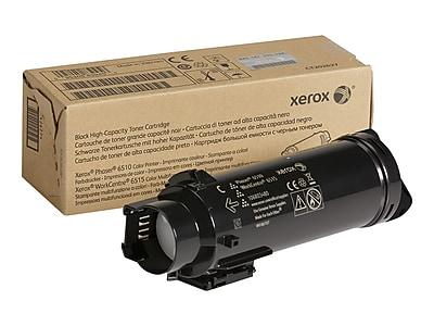 Xerox 106R03480 Black Toner Cartridge, High Yield