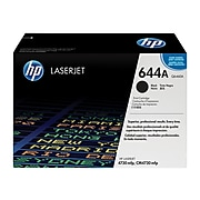 HP 644A Black Standard Yield Toner Cartridge (Q6460A)