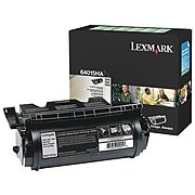 Lexmark 64015HA Black High Yield Toner Cartridge