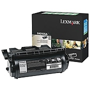 Lexmark 64015SA Black Standard Yield Toner Cartridge